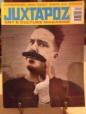 Juxtapoz #83 Dec 2007 Jack Rudy Liz McGrath Charles Glaubitz Chris Wright