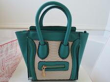 New Celebrity Genuine leather hand bag shoulder cross body bag