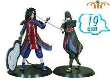 Figurines Naruto Madara y Sasuke