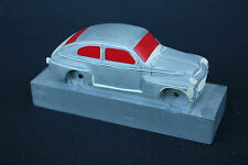 Model Car Miniature Volvo PV544 1/43 Resin Heco Models Vehicle Bg