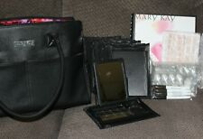 Lot of Mary Kay Consultant Starter Bag, 8 Mirrors and Supplies New!