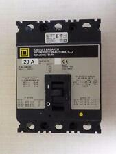 SQUARE D FAL34020 Circuit Breaker 20A 3P