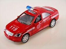 Fire Vehicle with *Light & Sound* Die Cast Metal car
