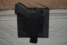 BEDROOM DEFENSE BEDSIDE GUN HOLSTER--ORIGINAL BEDSIDE HOLSTER-- MADE IN THE USA