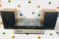 Vintage National Panasonic SG-1200L Music Centre Record Radio Cassette Player