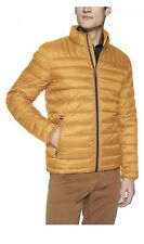 $195 Tommy Hilfiger Mens Yellow Down Fill Puffer Jacket...