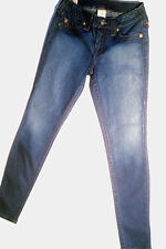 True Religion Jeans 'HALLE SUPER SKINNY' Size 27 NEW RRP $299 Womens or Girls