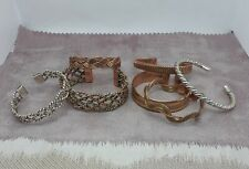COPPER BRACELETS - MAGNETIC by Laurence Butler -Shop Display- Listing is for 7