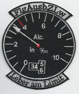 German Air Force FlgAusbZLw patch