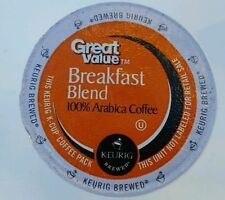 Breakfast Blend 400K Cups Keurig 2.0 compatible K Cups