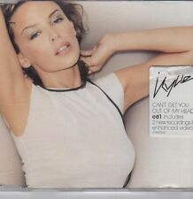 (DY97) Kylie, Can't Get You Out of My Head - 2001 CD
