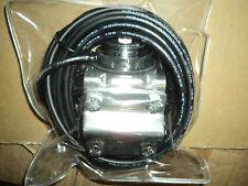 Tram - NMO Mirror Mount Steel Bracket Antenna 17' w/ MOTOROLA Mini UHF Connector