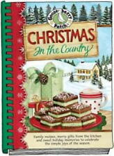 CHRISTMAS IN THE COUNTRY  By Gooseberry Patch  (NEW)