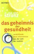 Das Geheimnis der Gesundheit: Verblüffende neue Erkenntn... | Buch | Zustand gut