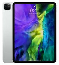 Apple iPad Pro 2nd Gen. 256GB, Wi-Fi + 4G (Unlocked), 11 in - Silver (AU Stock)