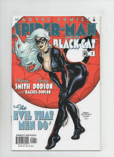 Spider-Man and the Black Cat #1 - The Evil That Men Do - 1 of 6 (Grade 9.2) 2002