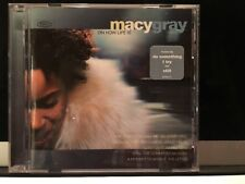 On How Life Is by Macy Gray (CD, Jul-1999, Epic)