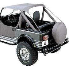 Bestop Gray Bikini Top  Jeep CJ7 CJ8 Wrangler YJ 1976-1991 52508-09