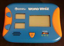 Word Whiz Learning Resouces Handheld Electronic. Gently-Used. Free Usps Shipping