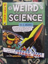 Weird Science  Vol 1 The EC Archives Hardback Pre-Code 50's Sci-Fi
