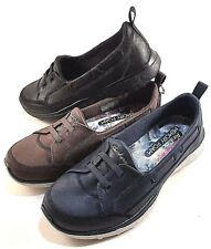 Skechers 23333 Black Air Cooled Memory Foam Slip On Lightweight Shoes Size 5.5