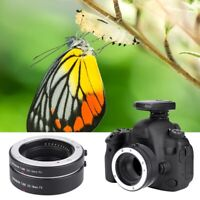 Auto Focus Macro Extension Tube 10+16mm Lens Adapter Ring for Fuji X-PRO1 FX X