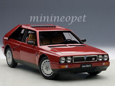 AUTOart 74771 LANCIA DELTA S4 1/18 DIECAST MODEL CAR RED