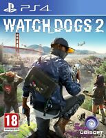 Watch Dogs 2 (PS4) MINT - Super FAST & QUICK Delivery FREE
