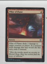 FOIL Pillar of Flame Iconic Masters Magic The Gathering MTG CCG Red Sorcery Card