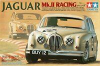 Tamiya 1/24 Jaguar Mk.II Racing Plastic Model Kit NEW from Japan