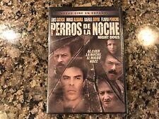 Perros De La Noche New Sealed DVD! Spanish Mexi Action!