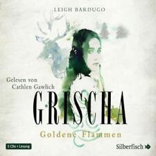 Leigh Bardugo - GRISCHA: Goldene Flammen (Teil 1), Hörbuch mit 5 CDs