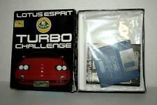 LOTUS TURBO CHALLENGE GIOCO USATO AMIGA EDIZIONE ITALIANA PAL FR1 47270