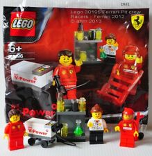 Shell V-Power Ferrari Boxenstop Polybag 30196 LEGO