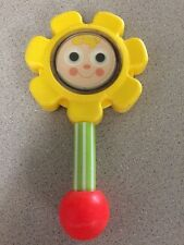1973 Fisher Price Flower Rattle