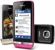 "100% Original Nokia Asha 311 UNLOCKED GSM 3.15MP 3G WIFI 3.0"" Cell Phone"
