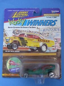 1996 Johnny Lightining Wacky Winners - 1/64 - Cherry bomb - Edition limitée