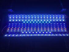 Full spectrum 45W LED retrofit upgrade - Bio-Cube 14 gallon reef aquarium light