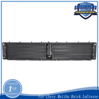 Front Bumper Grille Shutter w/ Motor for Chevy Malibu Buick LaCrosse GM 23278689