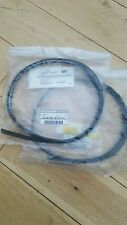 Nissan Sunny Pulsar GTI-R,sill skirt seal gaskets,pair of two,new genuine parts.