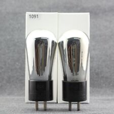 A pairs 201 A 01 301 Tubes Us Rca Engraved Base Globe Tested Strong