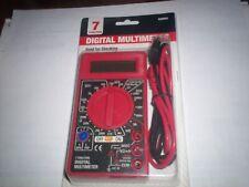 7 function digial multimeter