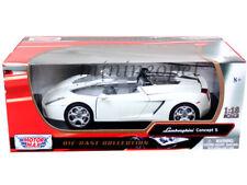 MOTORMAX 79156 LAMBORGHINI CONCEPT S 1/18 DIECAST CAR WHITE