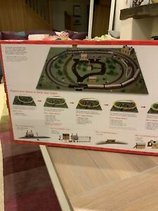 Hornby R1167 The Flying Scotsman Electric Train Set Brand New In In Opened Box
