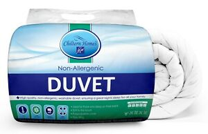 Luxury Polypropylene Duvet Quilt Hollowfibre Filling Cover Quality All Tog Sizes