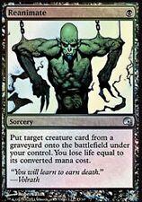 FOIL  Reanimate  -NM- Graveborn Promo MTG Magic Cards Black Uncommon FOIL
