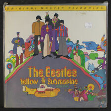 BEATLES: Yellow Submarine LP Sealed (original master recording, half-speed mas