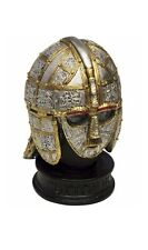 More details for sutton hoo helmet medieval anglo saxon artefacts find burial ship ornament
