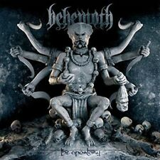 Behemoth - Apostasy, The (2018 reissue w. bonus Ezkaton EP) - CD - New