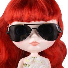 [wamami] New Black Triangle Shape Doll Sunglasses Glasses For Neo Blythe Doll